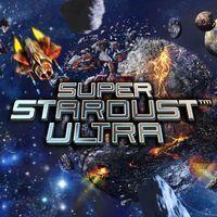Portada oficial de Super Stardust Ultra para PS4