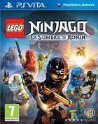 Portada oficial de de LEGO Ninjago: La Sombra de Ronin para PSVITA