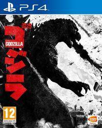 Portada oficial de Godzilla para PS4