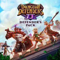 Portada oficial de Dungeon Defenders II para PS4