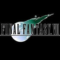 Portada oficial de Final Fantasy VII para PS4