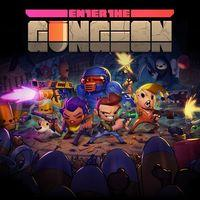 Portada oficial de Enter the Gungeon para PS4
