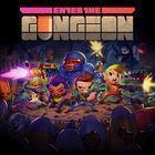 Portada oficial de de Enter the Gungeon para PS4