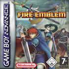 Portada oficial de de Fire Emblem para Game Boy Advance