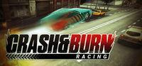 Portada oficial de Crash and Burn Racing para PC