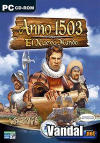 Portada oficial de Anno 1503: El Nuevo Mundo para PC