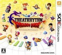 Portada oficial de Theatrhythm Dragon Quest para Nintendo 3DS