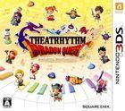Portada oficial de de Theatrhythm Dragon Quest para Nintendo 3DS