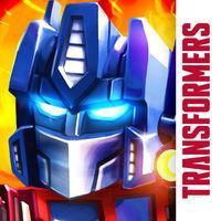 Portada oficial de Transformers: Battle Tactics para Android