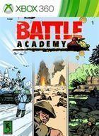 Portada oficial de de Battle Academy XBLA para Xbox 360