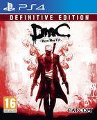 Portada oficial de de DmC: Definitive Edition para PS4