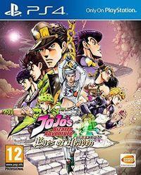 Portada oficial de Jojo's Bizarre Adventure: Eyes of Heaven para PS4
