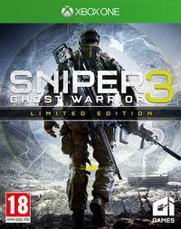 Portada oficial de Sniper: Ghost Warrior 3 para Xbox One