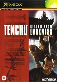 Portada oficial de Tenchu: Return from Darkness para Xbox