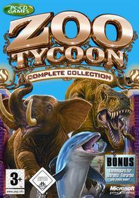 Portada oficial de Zoo Tycoon: Complete Collection para PC