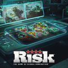 Portada oficial de de Risk para PS4