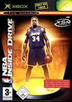 Portada oficial de de NBA Inside Drive 2004 para Xbox