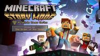 Portada oficial de Minecraft: Story Mode - Episode 1: The Order of the Stone para PC