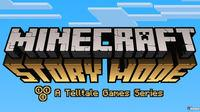Portada oficial de Minecraft: Story Mode - Episode 1: The Order of the Stone PSN para PSVITA