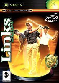 Portada oficial de Links 2004 para Xbox
