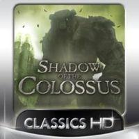 Portada oficial de Shadow of the Colossus Classics HD PSN para PS3
