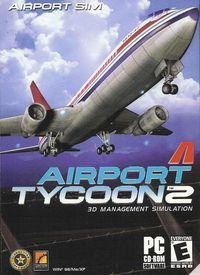 Portada oficial de Airport Tycoon 2 para PC