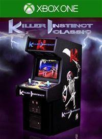 Portada oficial de Killer Instinct Classic para Xbox One