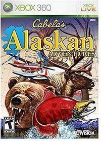 Portada oficial de Cabela Alaskan Adventures para Xbox 360