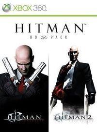 Portada oficial de Hitman HD Pack para Xbox 360