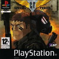 Portada oficial de CT Special Forces: Back to Hell para PS One