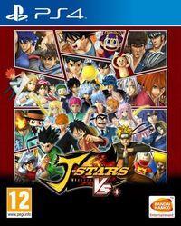 Portada oficial de J-Stars Victory VS+ para PS4
