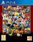 Portada oficial de de J-Stars Victory VS+ para PS4