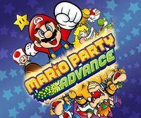 Portada oficial de Mario Party Advance CV para Wii U