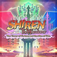 Portada oficial de Shiren The Wanderer: The Tower of Fortune and the Dice of Fate PSN para PSVITA