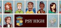Portada oficial de Psy High para PC