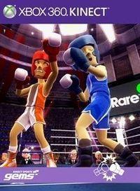 Portada oficial de Pelea de boxeo XBLA para Xbox 360