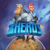 Portada oficial de ZHEROS para PS4