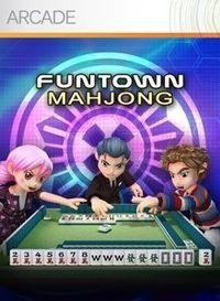 Portada oficial de FunTown Mahjong para Xbox 360