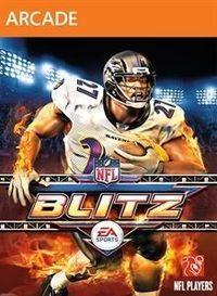 Portada oficial de NFL Blitz XBLA para Xbox 360