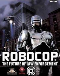 Portada oficial de Robocop para Game Boy Advance