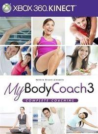 Portada oficial de My Body Coach 3 para Xbox 360