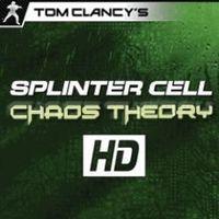 Portada oficial de Tom Clancy's Splinter Cell Chaos Theory HD PSN para PS3