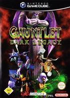 Portada oficial de de Gauntlet Dark Legacy para GameCube