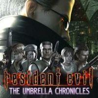 Portada oficial de Resident Evil: The Umbrella Chronicles PSN para PS3