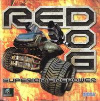 Portada oficial de Red Dog para Dreamcast