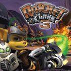 Portada oficial de de Ratchet & Clank 3 PSN para PS3