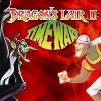 Portada oficial de Dragon's Lair II: Time Warp PSN para PS3