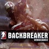 Portada oficial de Backbreaker Vengeance PSN para PS3