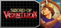 Portada oficial de Sword of Vermilion para PC