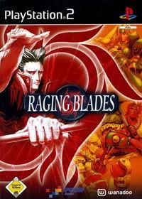 Portada oficial de Raging Blades para PS2